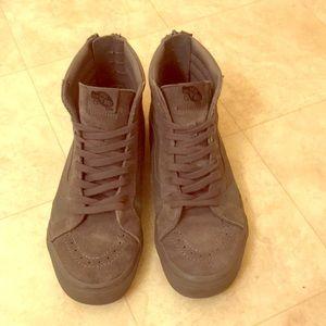 Vans Men's Shoes With Zippers